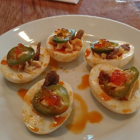 Deviled Eggs @ Toups' Meatery