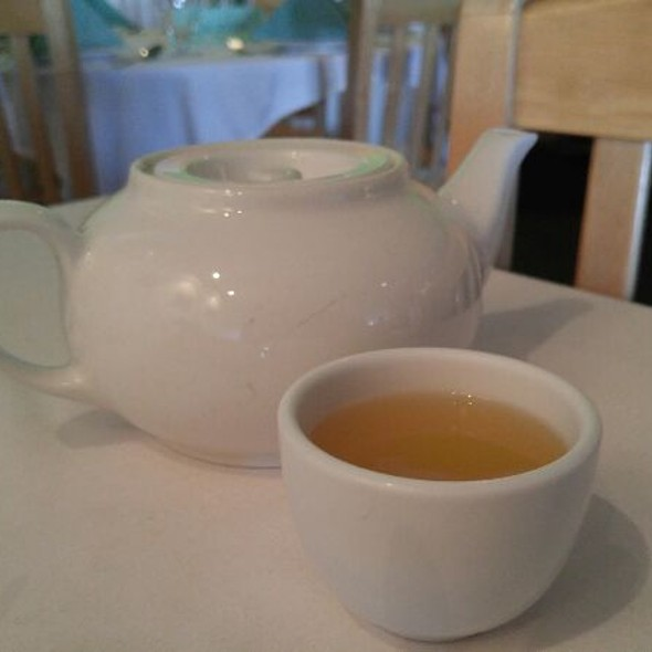 Ginger Tea @ Thai Orchid