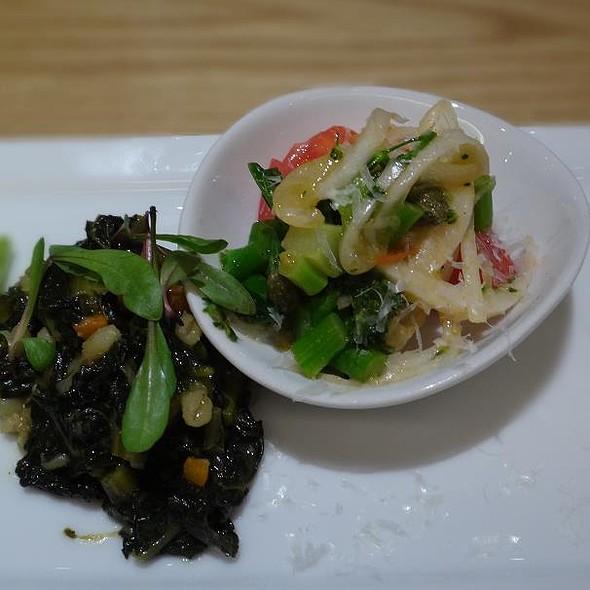 Appitizer Sampler @ Cucina Italiana d'Ore Kagurazaka