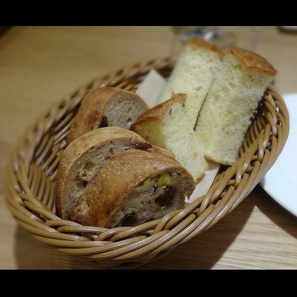 Bread Basket @ Cucina Italiana d'Ore Kagurazaka