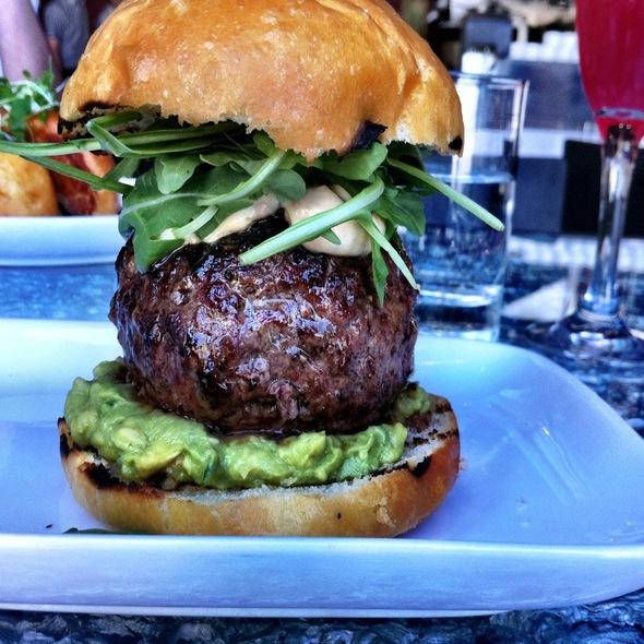 Origin Burger - Origin Restaurant, Toronto, ON