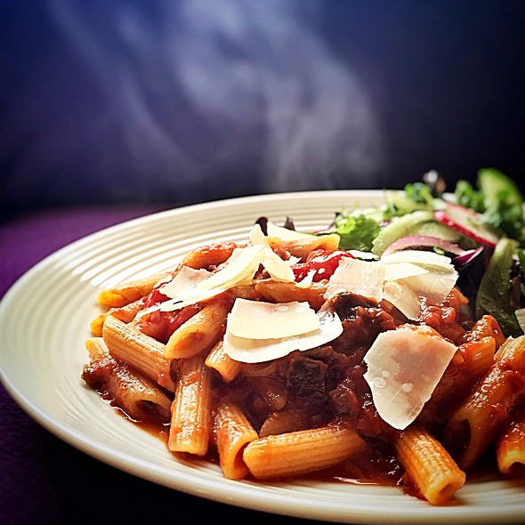 Penne Arrabiata @ Little Venice Country Park