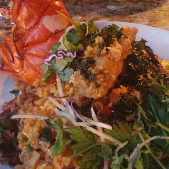 Lobster Fried Rice - Poor Calvin's, Atlanta, GA
