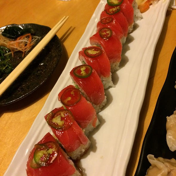 Spicy Roll @ Hinotez