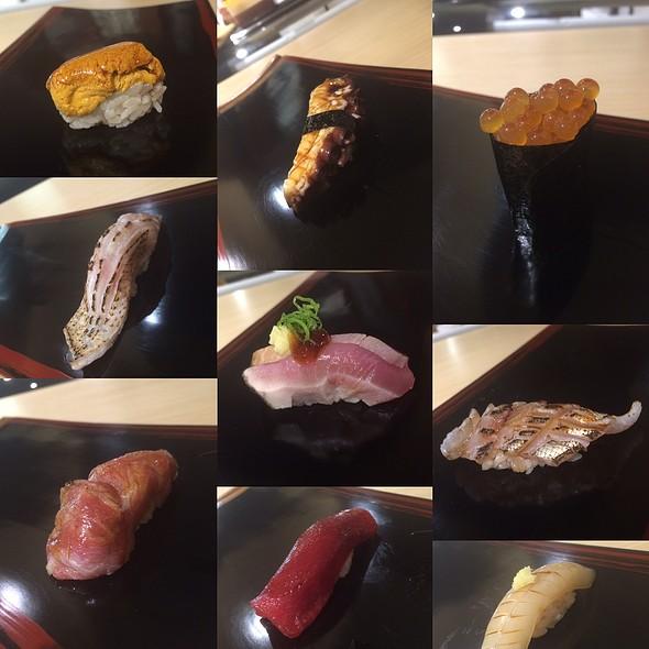 Sushi Omakase @ SHIKI Beverly Hills