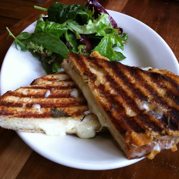 Grilled Cheese Sandwich @ Winslows Home