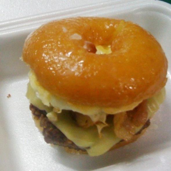 Offbeat Burger @ Offbeat Cafe