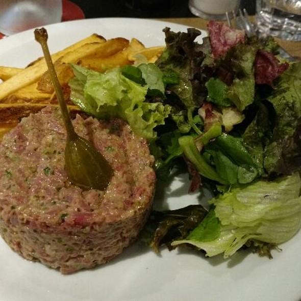 steak tartare @ Le Jazz Iguatemi