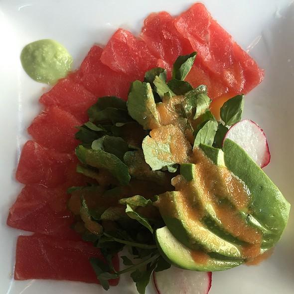 Tuna Sashimi Salad @ Little Dokebi