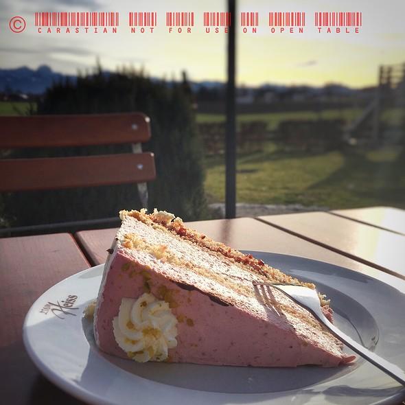 Strawberry Torte @ Cafe Heiss