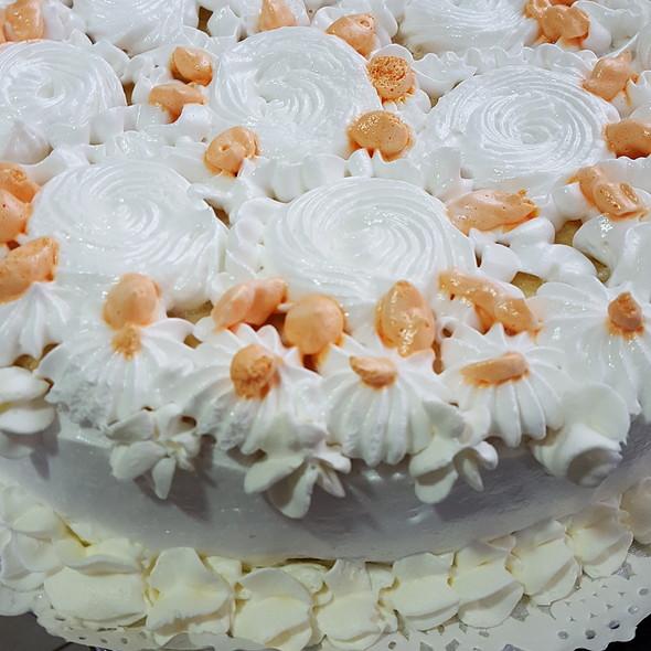 Torta Tres Leches @ Andalucasa