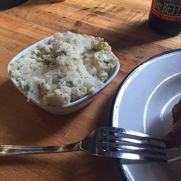 Potato Salad @ Cochon Butcher