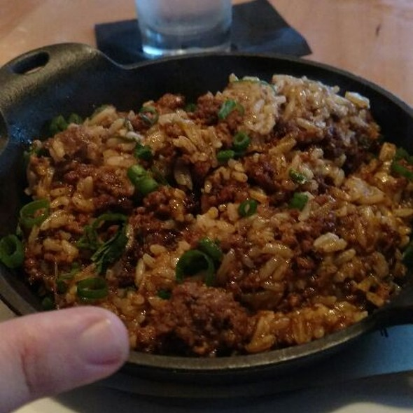 Dirty Rice @ Toups' Meatery