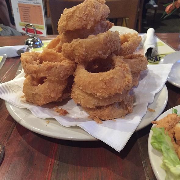 Onion Rings @ Joey K's Restaurant & Bar