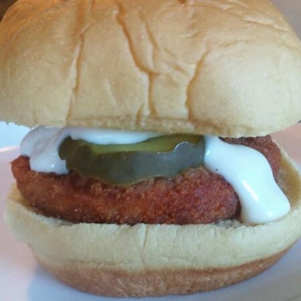 "Buffalo ""Chicken"" Sandwich"
