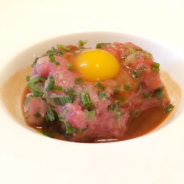 Negitoro Wasabi Ae @ Matsuri Japanese Restaurant