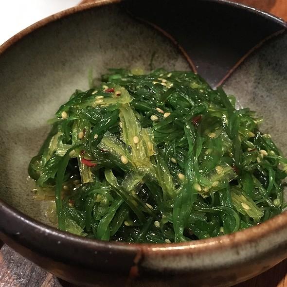 Wakame Salad @ Matsuri Japanese Restaurant