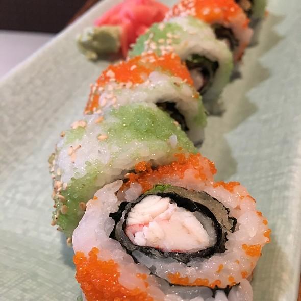Caribbean Roll @ Matsuri Japanese Restaurant