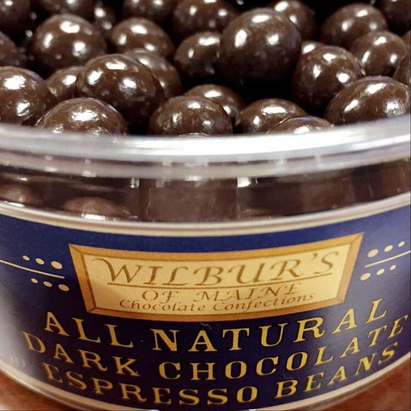 Dark Chocolate Covered Espresso Beans @ Whole Foods Market