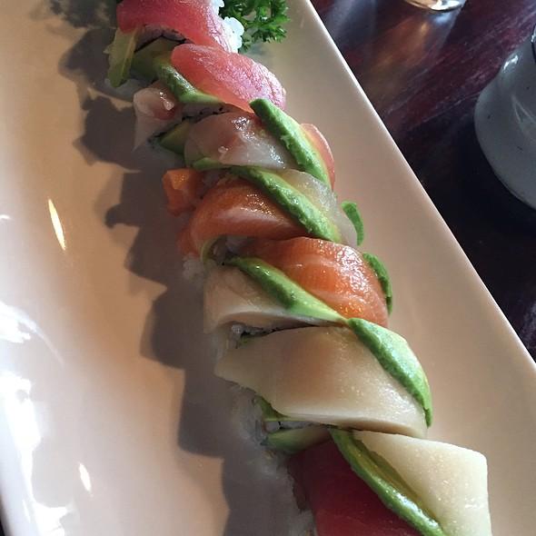 Rainbow Roll @ Tokyo Restaurant