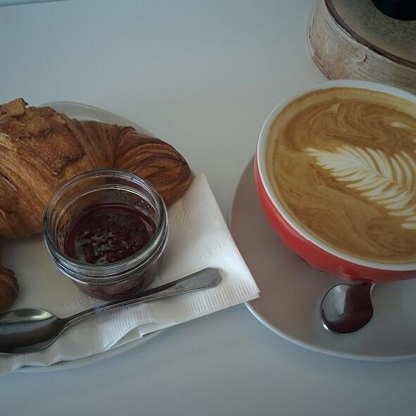 Latte @ Quartier Gourmand