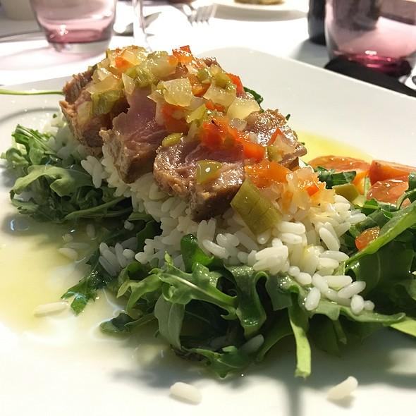 Jose manuel navas charini foodspotting - Ensalada de arroz con atun ...