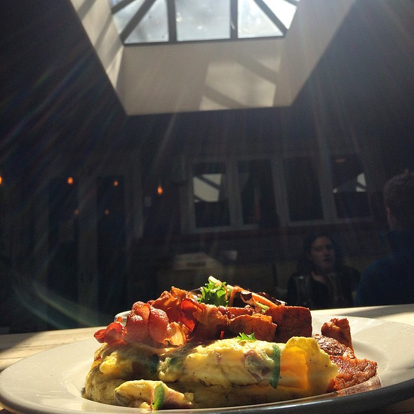 Omelette - CK14 - The Crooked Knife at 14th Street, New York, NY