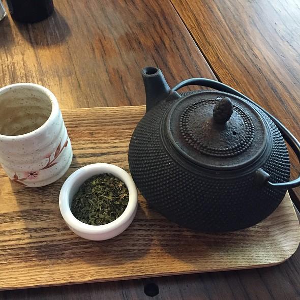 Peppermint Tea @ Double Roasters