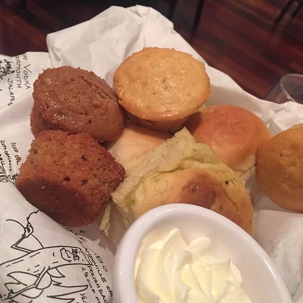 Bread Service @ K-Paul's Louisiana Kitchen