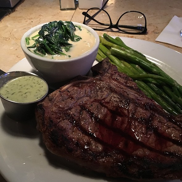 T Bone Steak @ Berries In The Grove
