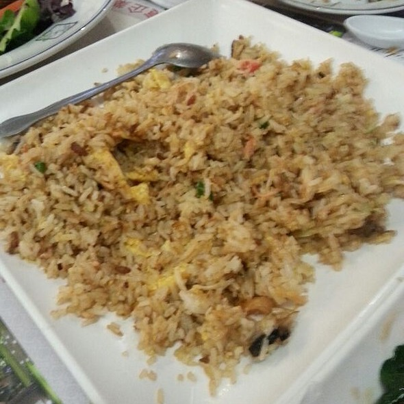 Fried Rice @ Seafood Cove