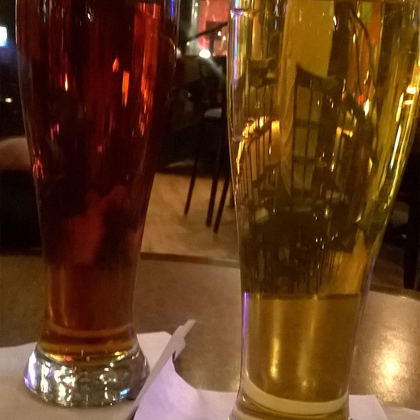 Beers @ Triple 7 Restaurant and Microbrewery