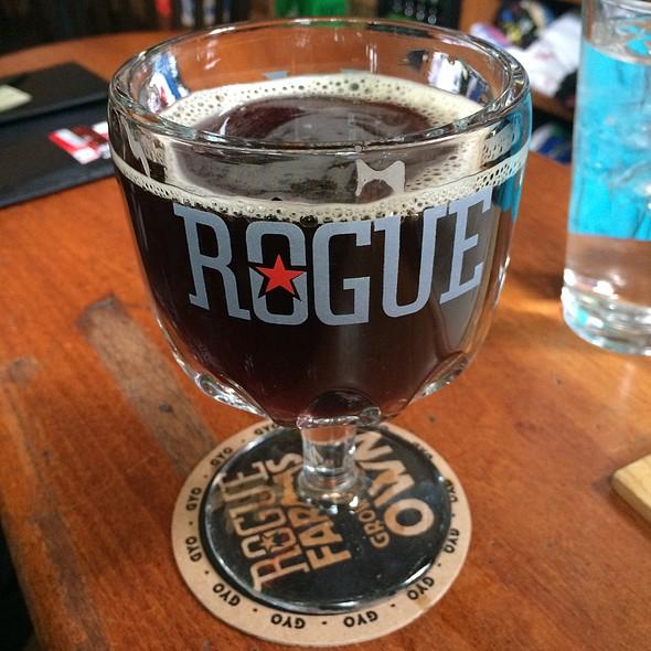 Rogue Farms Marionberry Braggot @ Rogue Distillery and Public House