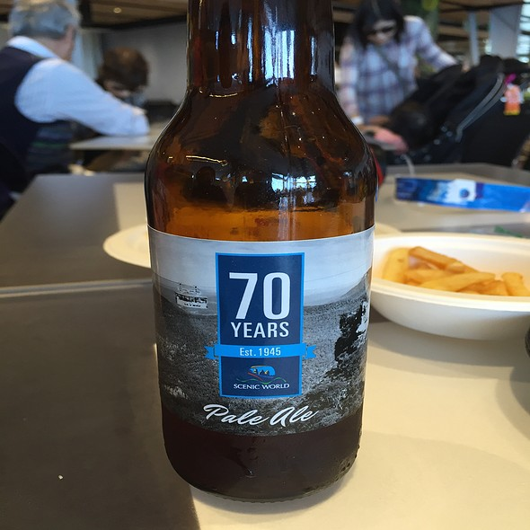Pale Ale @ Skyway Restaurants