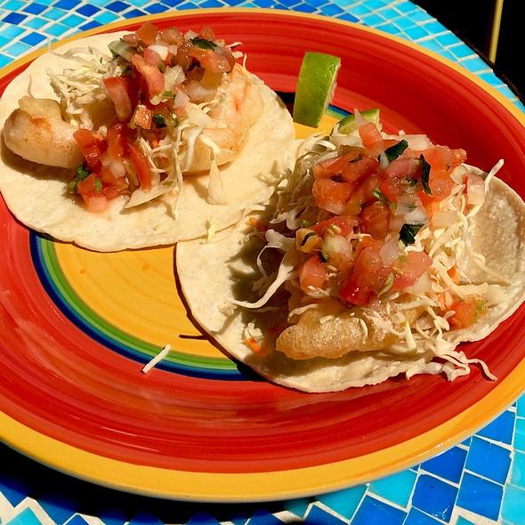 Fish Taco & Shrimp Taco @ Sausalito Taco Shop