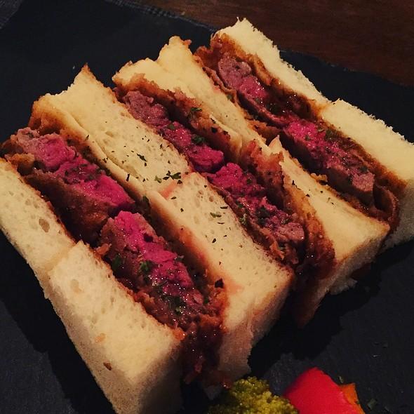 Katsu Sandwich @ D.Bespoke