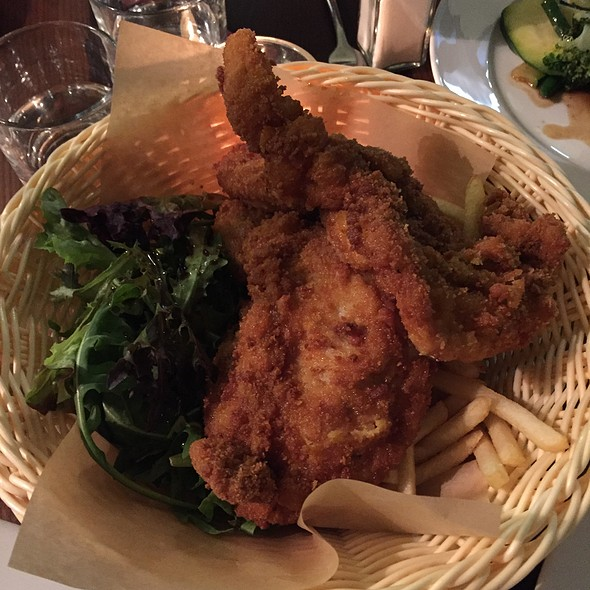 Half Southern Fried Chicken @ Grazeland