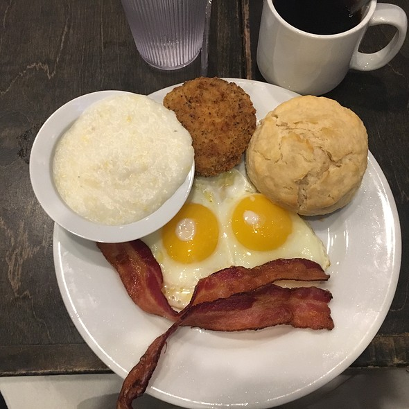 The Southern Breakfast