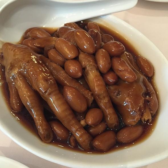 Braised Chicken Feet In Abalone Sauce @ Lei Garden Restaurant Pte Ltd