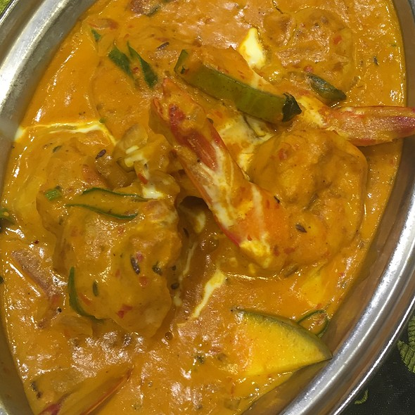 Butter Prawns @ The Banana Leaf Apolo