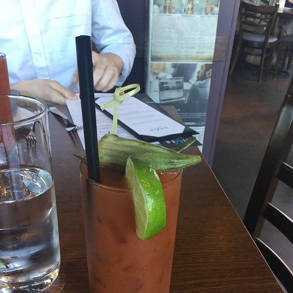 Bloody Mary @ River House