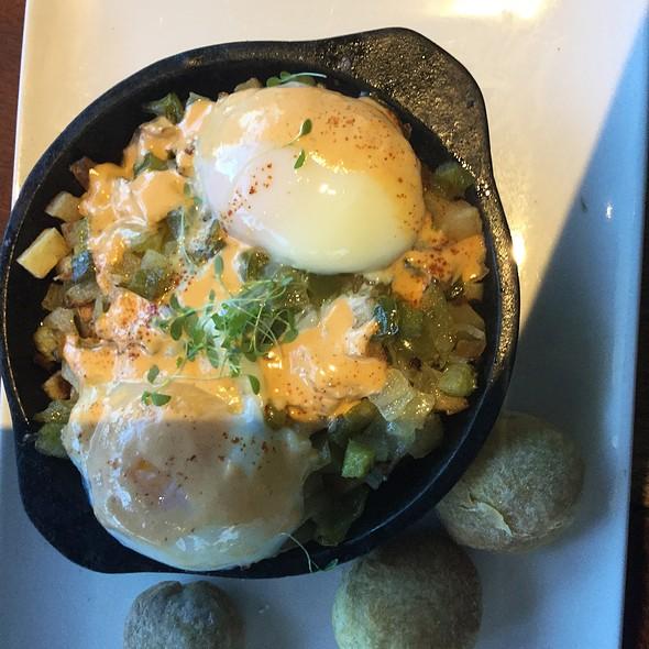 Eggs Benedict Plus @ River House