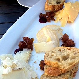 Cheese Plate - Reserve Wine & Food, Grand Rapids, MI