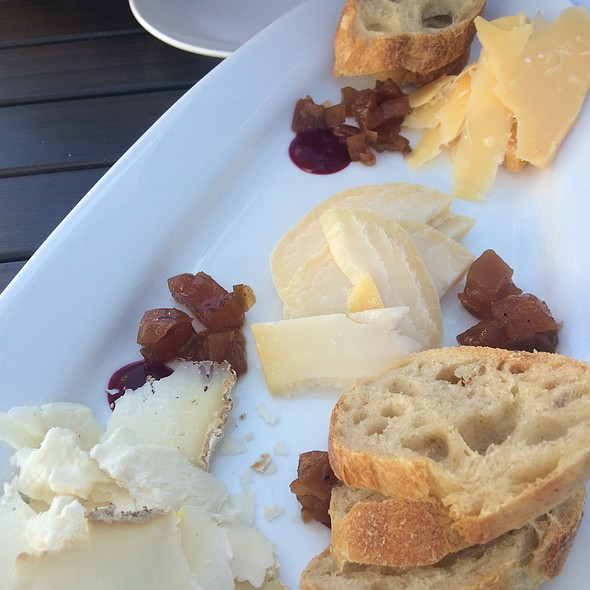 Cheese Plate - Reserve Wine & Food, Grand Rapids, MI
