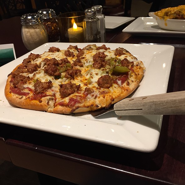Poppies Special @ Poppy's Pizza & Grill