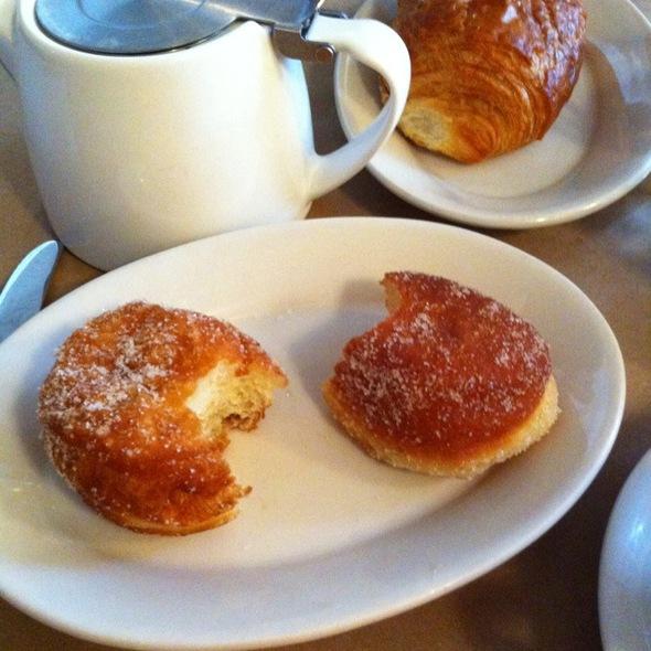 Doughnuts @ Romans