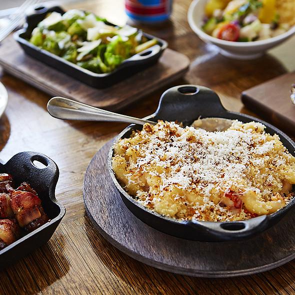 Lobster Mac 'N Cheese - Cobalt Restaurant and Lounge - Vero Beach Hotel and Spa, Vero Beach, FL