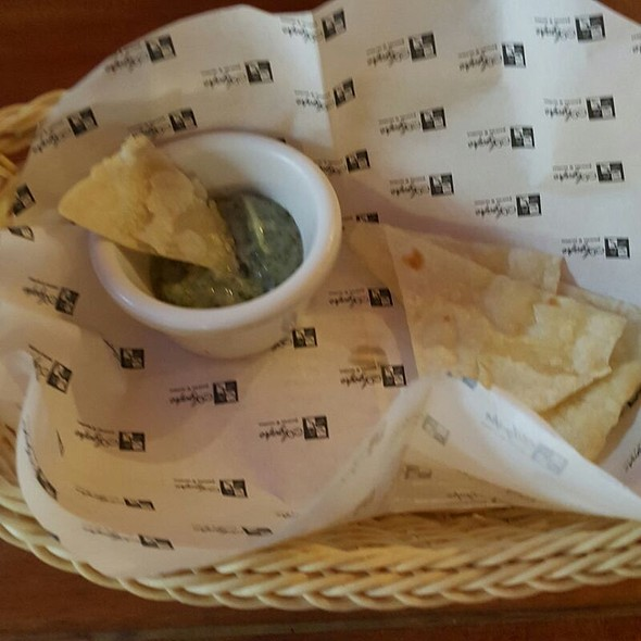 Bread And Dip @ Agape Manila