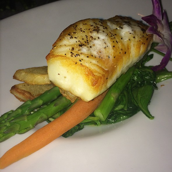 Sea bass - Tantra Restaurant & Lounge, Miami Beach, FL