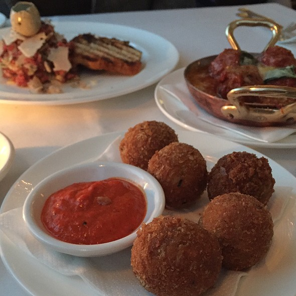 Fried Olives @ Cecconi's